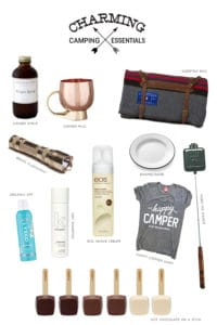 Charming Camping Essentials