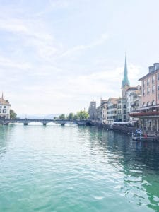 Charming Travels: Zürich Switzerland
