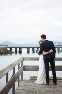 A Charming Astoria Oregon Wedding