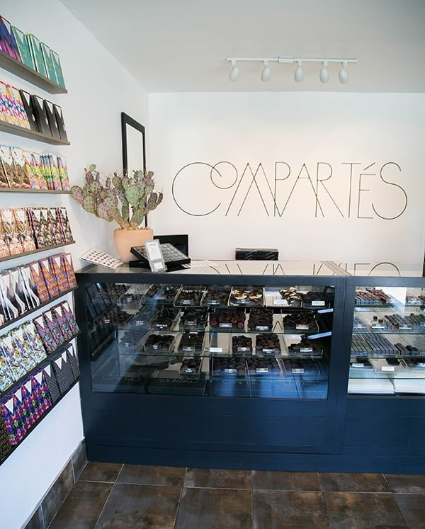 Compartes store in Los Angeles