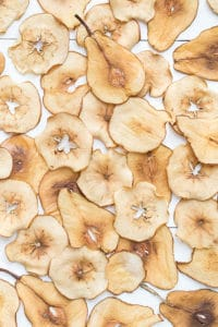 How to Make Apple and Pear Chips!