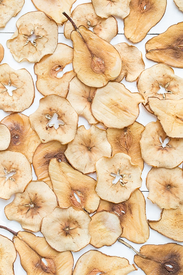 How to Make Apple and Pear Chips! - Sugar and Charm ...