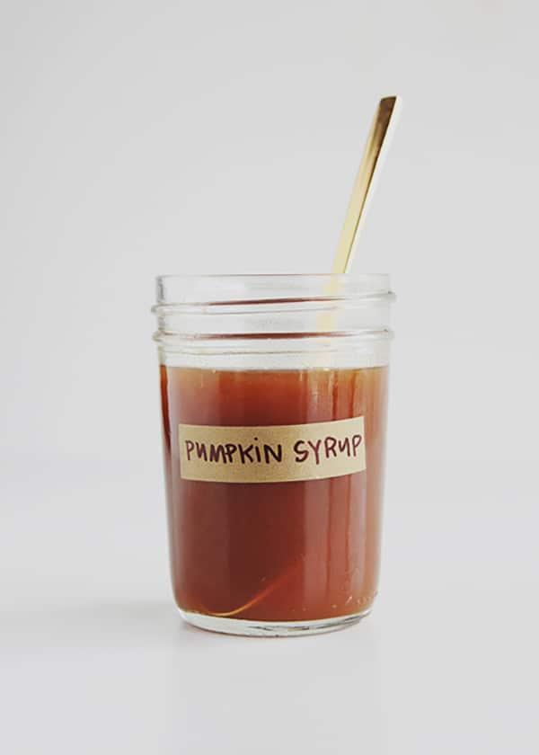 PumpkinSyrup