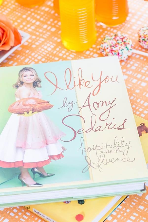 I like you by Amy Sedaris book.