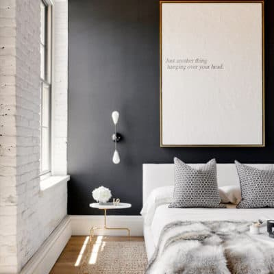13 Chic Black Rooms