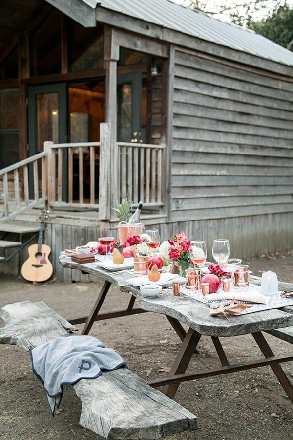 camping ideas - camping decor