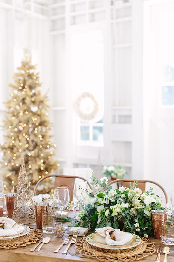 Pier One Christmas.A Charming Christmas Table Setting Sugar And Charm