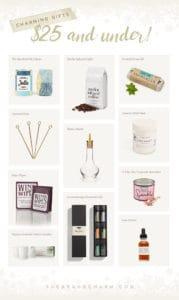 Sugar and Charm Holiday Gift Guides 2015