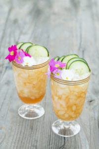 A Refreshing Pimm's Cup Recipe