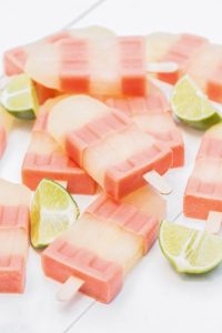 Watermelon Margarita Pops