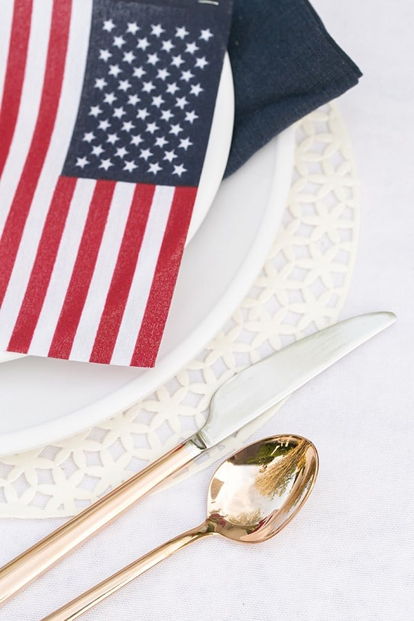 close up of fork and spoon