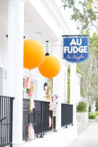 LA with Kids: Au Fudge