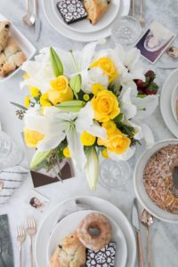 A Simple Surprise Mother's Day Brunch