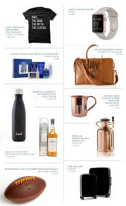 A Charming Father's Day Gift Guide!