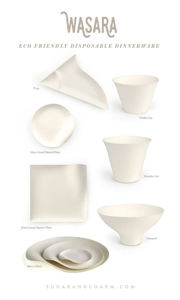 AND thatu0027s the part Iu0027m not too keen on thus my LOVE and full admiration for disposable dinnerware!!  sc 1 st  Sugar and Charm & Must-Have Disposable Dinnerware for your Parties! - Sugar and Charm ...