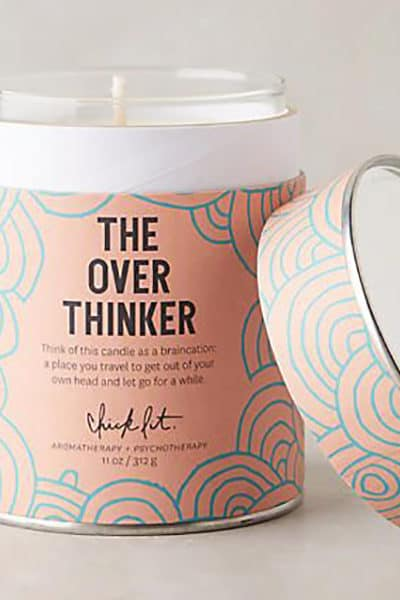 Thinker_candle