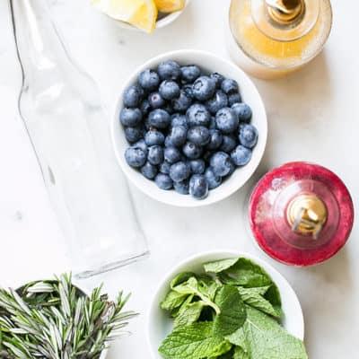 Control the Sugar in these DIY Fruit Sodas!