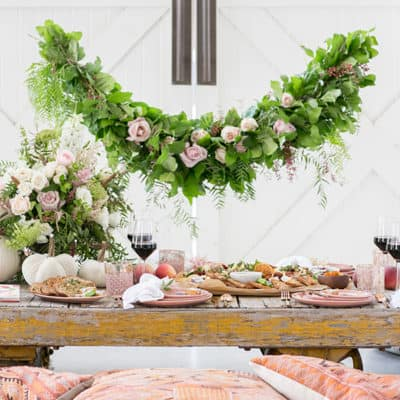 How to Host a Fall Party – with a Charcuterie Platter