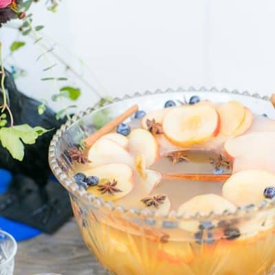 Fall drink recipes