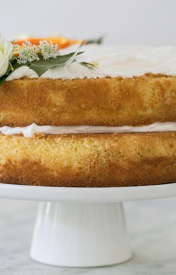 Orange Rum Cake Recipe Sugarandcharm 3