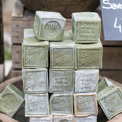 The Tradition of Making Savon de Marseille Soap
