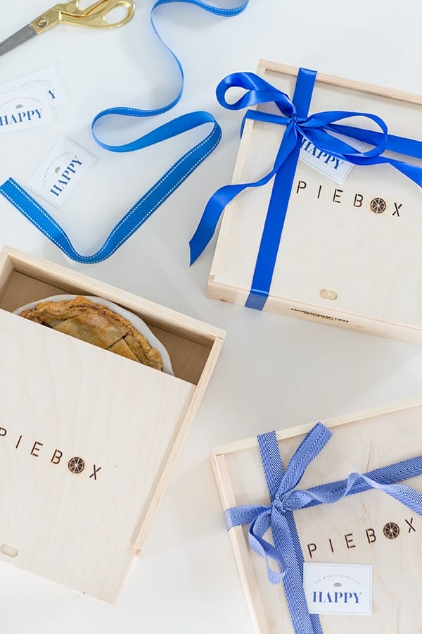 shot of gift boxes