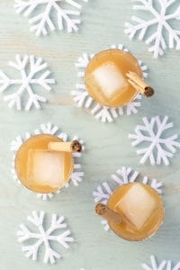 DIY Pipe Cleaner Snowflake Coasters