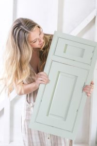 Customizing Cabinet Color