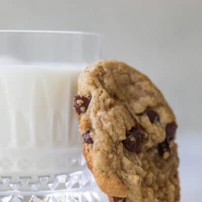 The Best Oatmeal Chocolate Chip Cookie Recipe