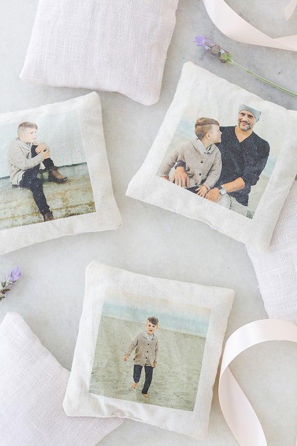 Charming DIY Sachets with Photos!