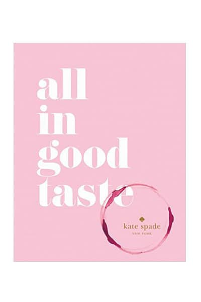 allingoodtaste_katespade_book