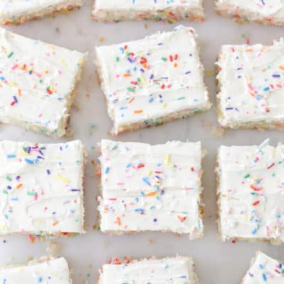 The most decedent butter cream frosting recipe