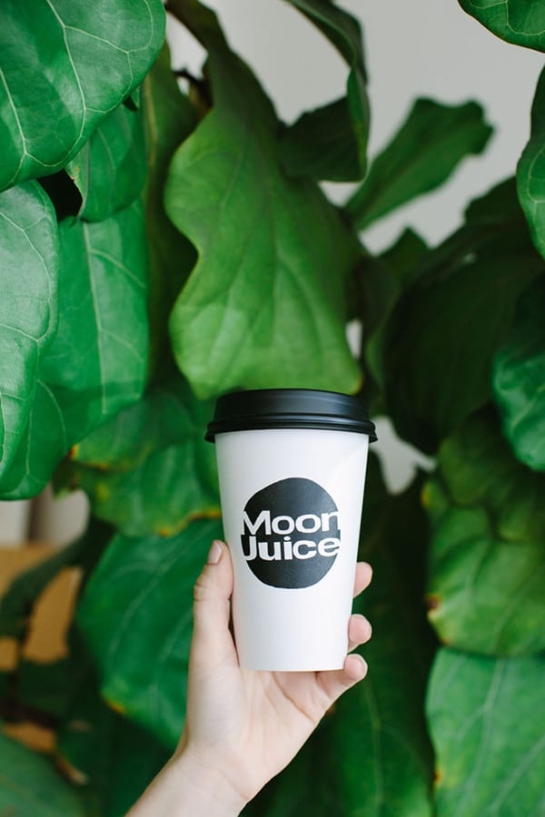 Moon Juice coffee