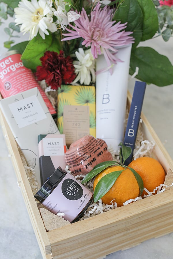 charming beauty box for a Mother's Day gift