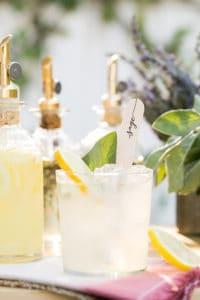 Mix & Match Garden Cocktail Bar