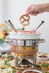 The Ultimate Fall Fondue Party