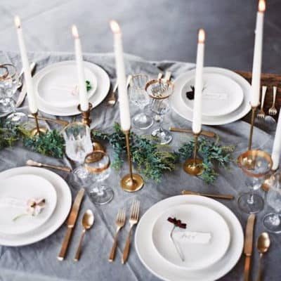 5 Inspiring Scandinavian Tablescapes