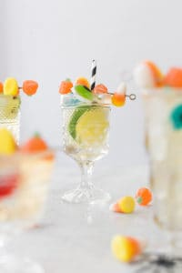 Monster Mash Lemongrass Party Punch