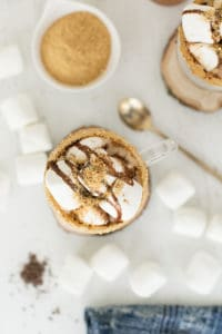Cinnamon S'mores Coffee