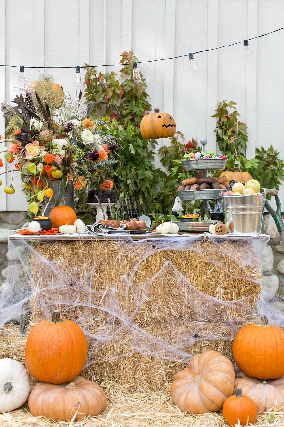 Vintage Halloween Party Decorations