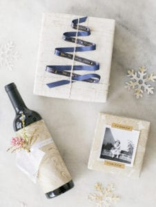 3 Ways to Gift Wrap with the P-Touch Embellish