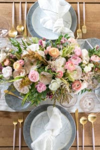 5 Steps to a Beautiful Thanksgiving Tablescape