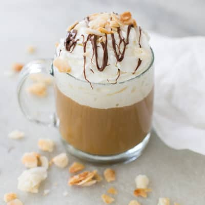 Almond Joy Coffee Recipe