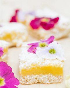 The Best Lemon Bar Recipe!