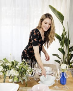 Setting the Table with Macy's Wedding Registry