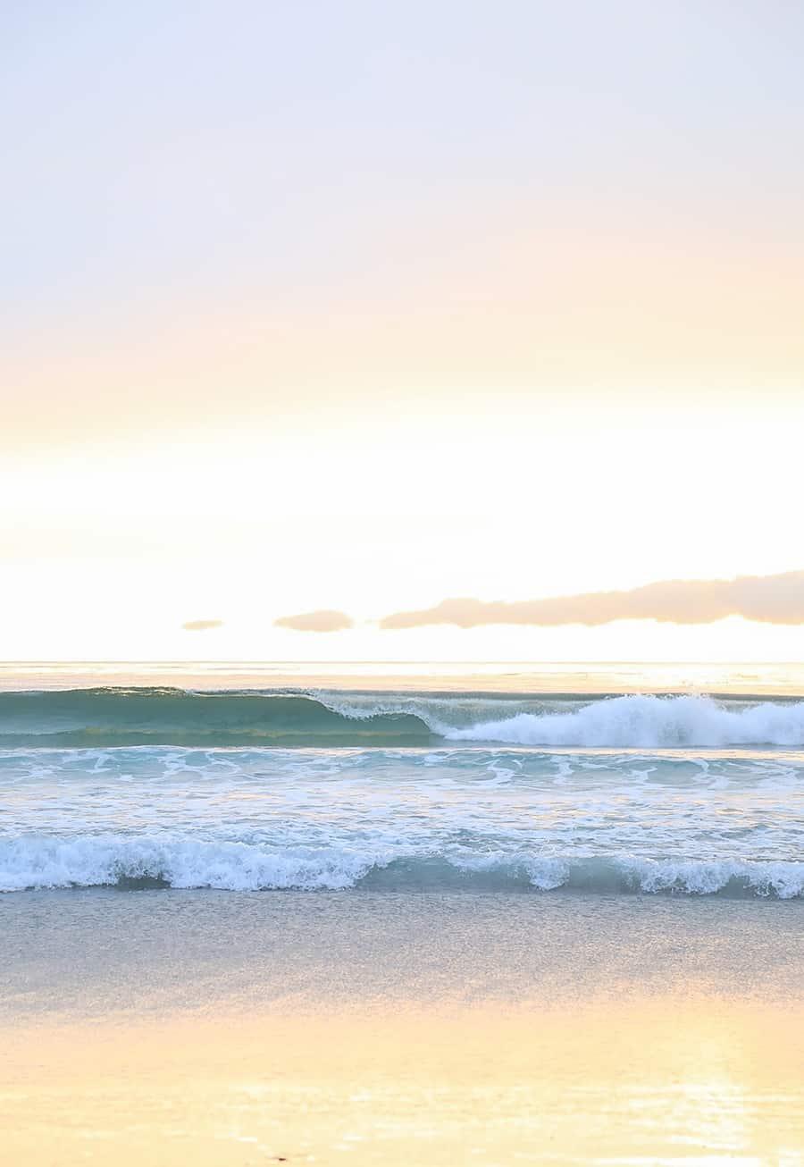 Beautiful Carmel by The Sea ocean