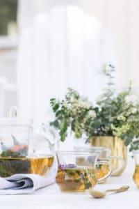 Three ways to use tea garden herbs