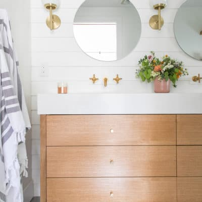 My Charming Bathroom Reveal!