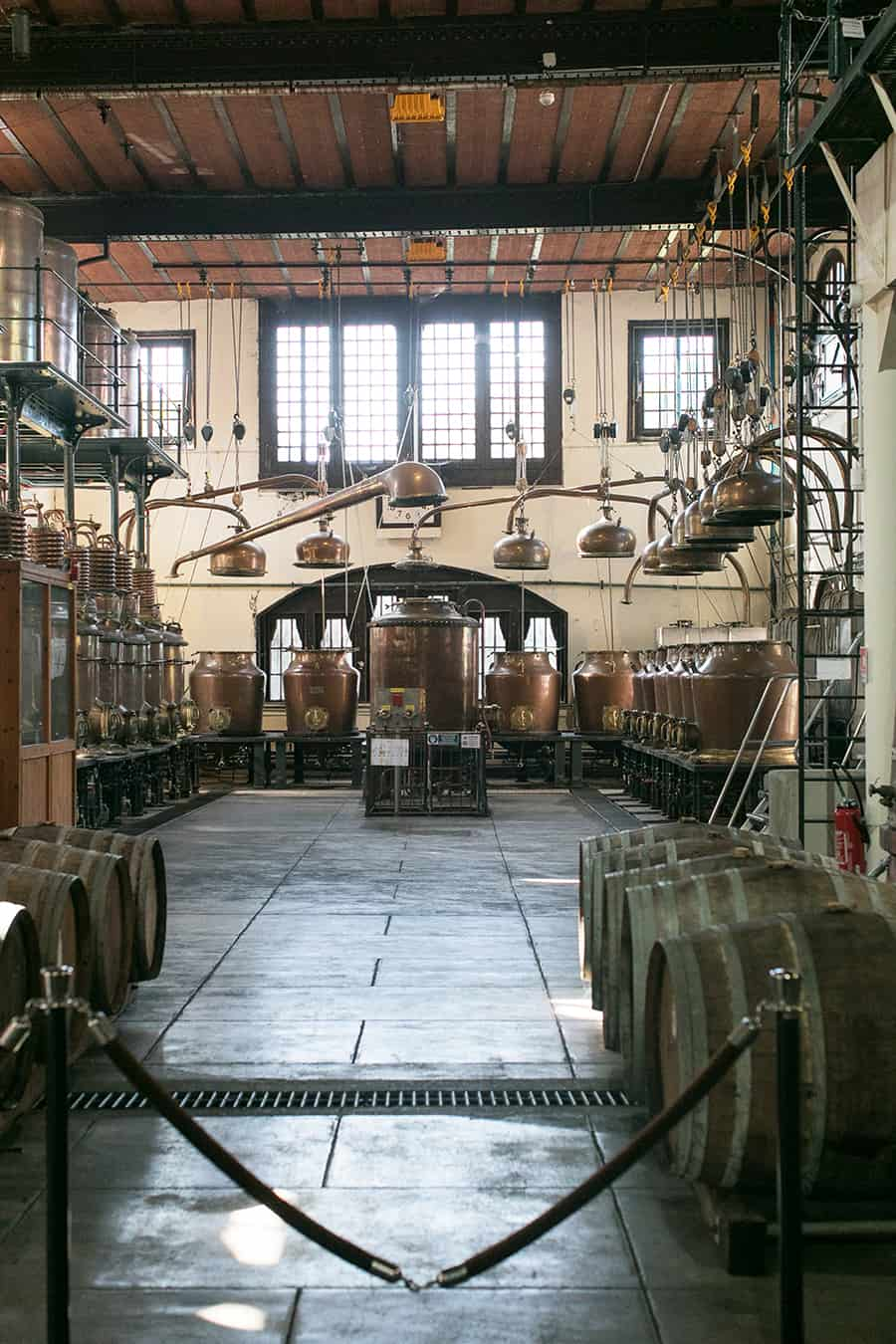 Distillery for Benedictine