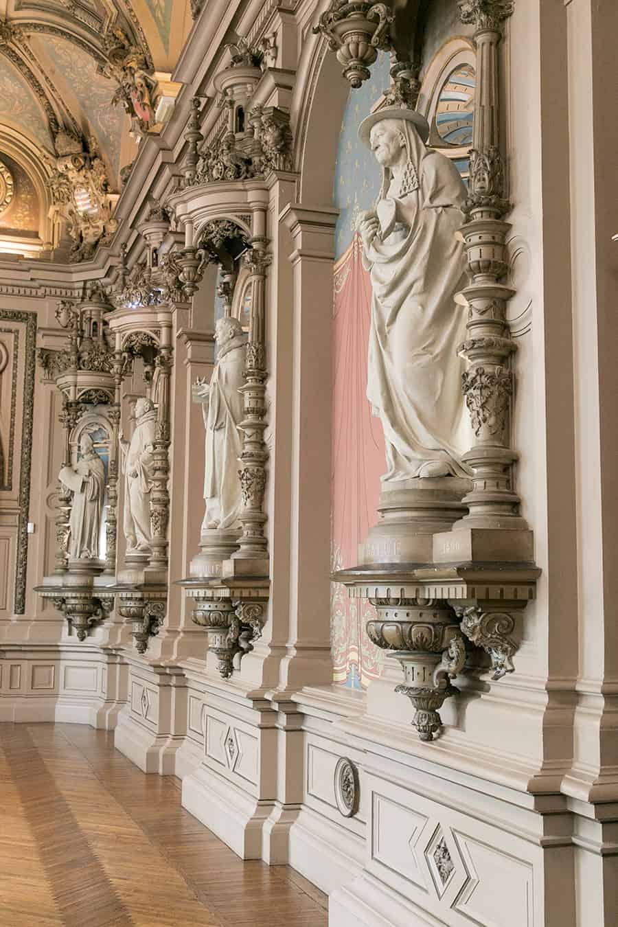 Palais Bénédictine